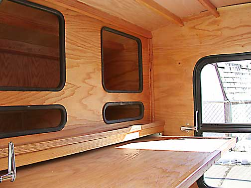 Model 96 Aerotear Teardrop Trailer